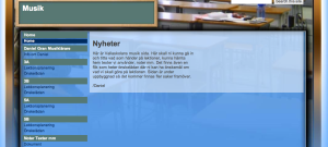 Vallaskolan Musik App