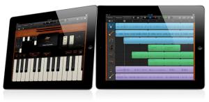 GarageBand för iPad