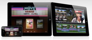iMovie för iPad & iPhone