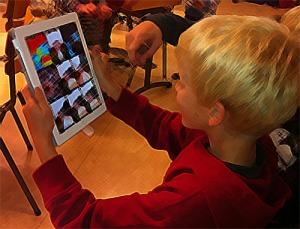 Experimentera med iPad