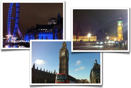 London & BETT mässan 2012