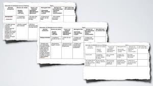 Fritidsmatriser aktiviteter och koppling till LGR 11