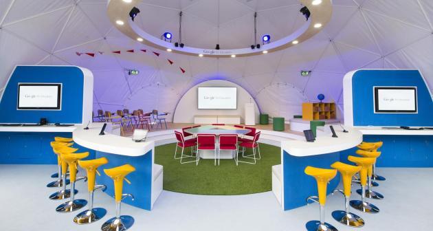 Google Classroom - roadshow
