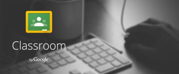 En spännande digital miljö som utvecklas är Google Classroom